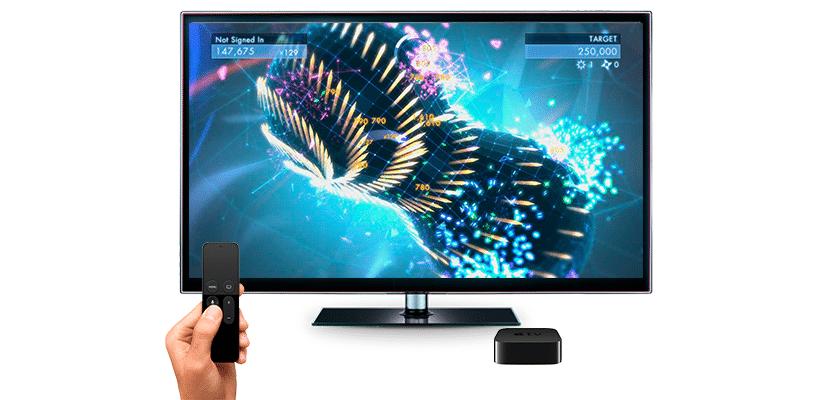 juegos Apple TV 4