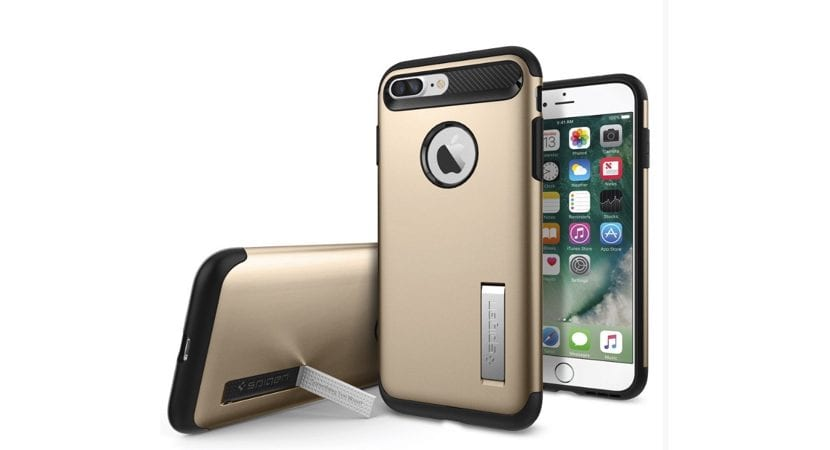 carcasa iphone 8 plus spigen
