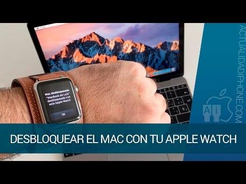 desbloquear iphone con apple watch