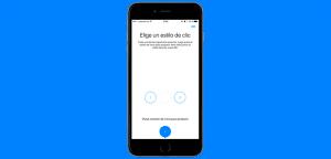 Configurar botón de inicio iPhone 7