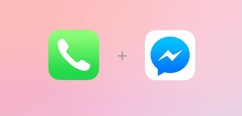 Facebook Messenger y Teléfono