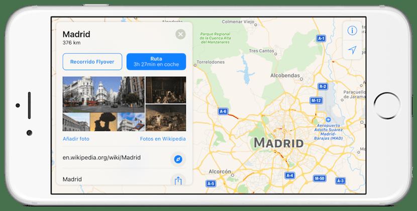 ¿Conoces todas las funciones que llegaron a Mapas junto a iOS 10?
