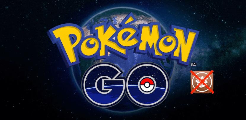 Pokémon GO sin Cydia