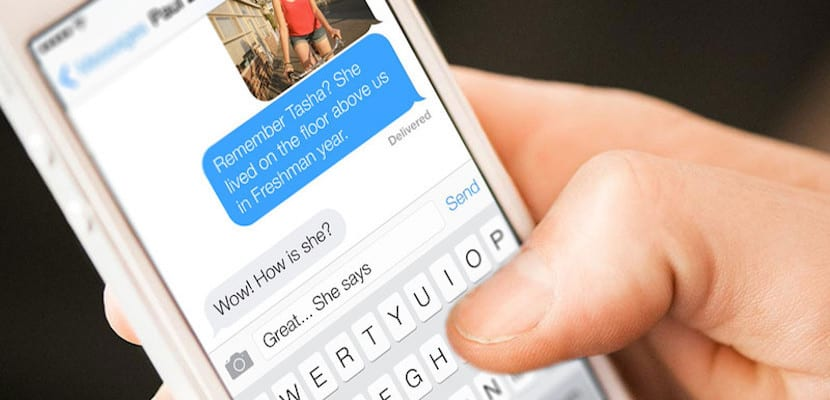 Apple almacena datos de tus contactos de iMessage