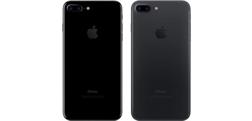 Iphone  Negro Brillante O Mate