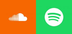 Spotify a punto de comprar Soundcloud