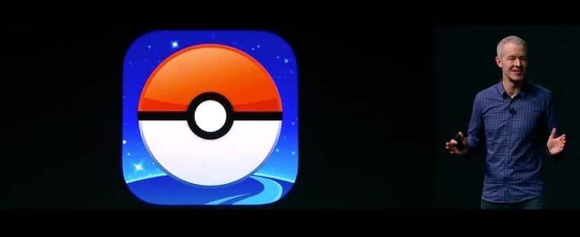 Pokémon GO en el Apple Watch