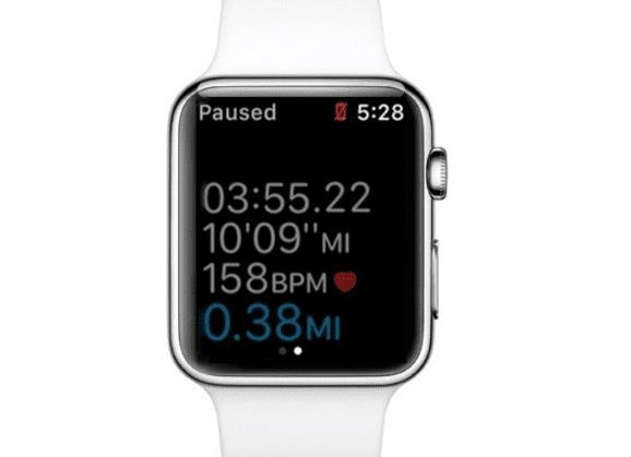 Apple Watch, activa la pausa automática para tus entrenamientos