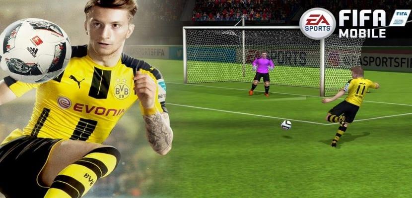 FIFA Mobile Futbol ya disponible para iPhone y iPad