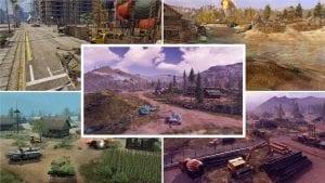 Infinite Tanks, el nuevo juego de simulador militar de Sky Gamblers ya está disponible