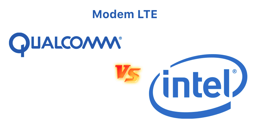 Modem LTE de Qualcom vs. Intel