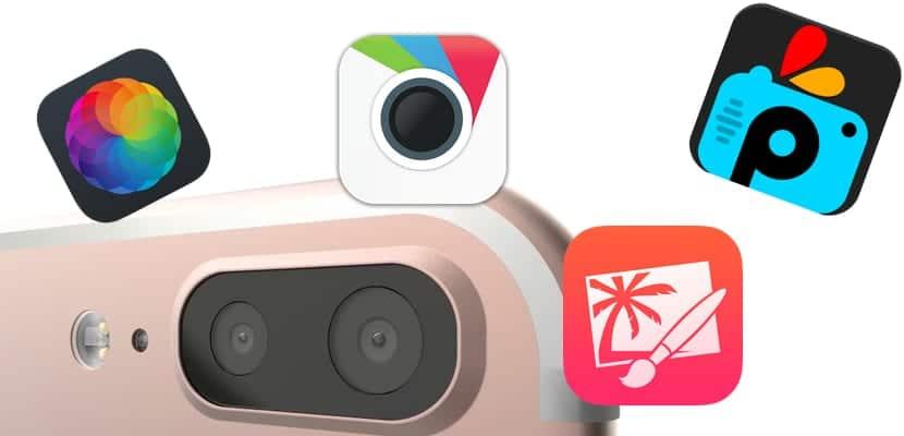 Aplicaciones para retocar fotos