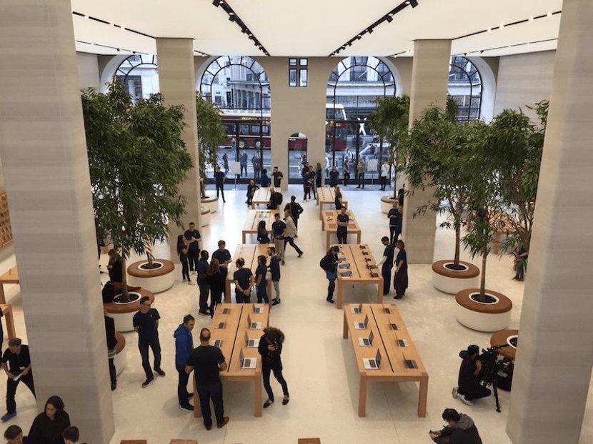 apple-store-regent-street