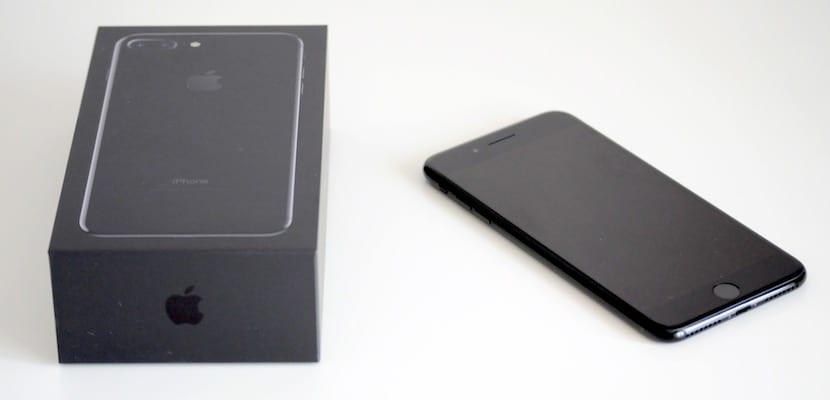 5d8987dbd66 Análisis del iPhone 7 Plus Jet Black, el mejor iPhone hasta la fecha ...