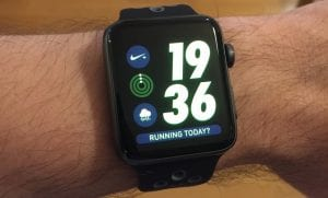 Primer unboxing del Apple Watch Nike+