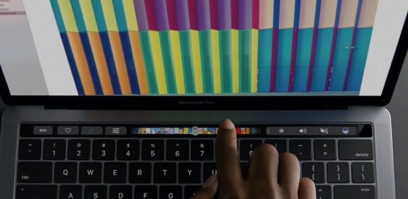 El Touch Bar de los MacBook Pro mostrará las teclas de funciones cuando hagamos uso de Windows