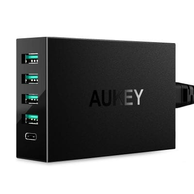 AUKEY Quick Charge 3.0