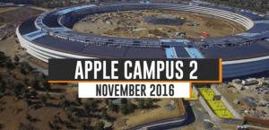 Apple Campus 2 en noviembre
