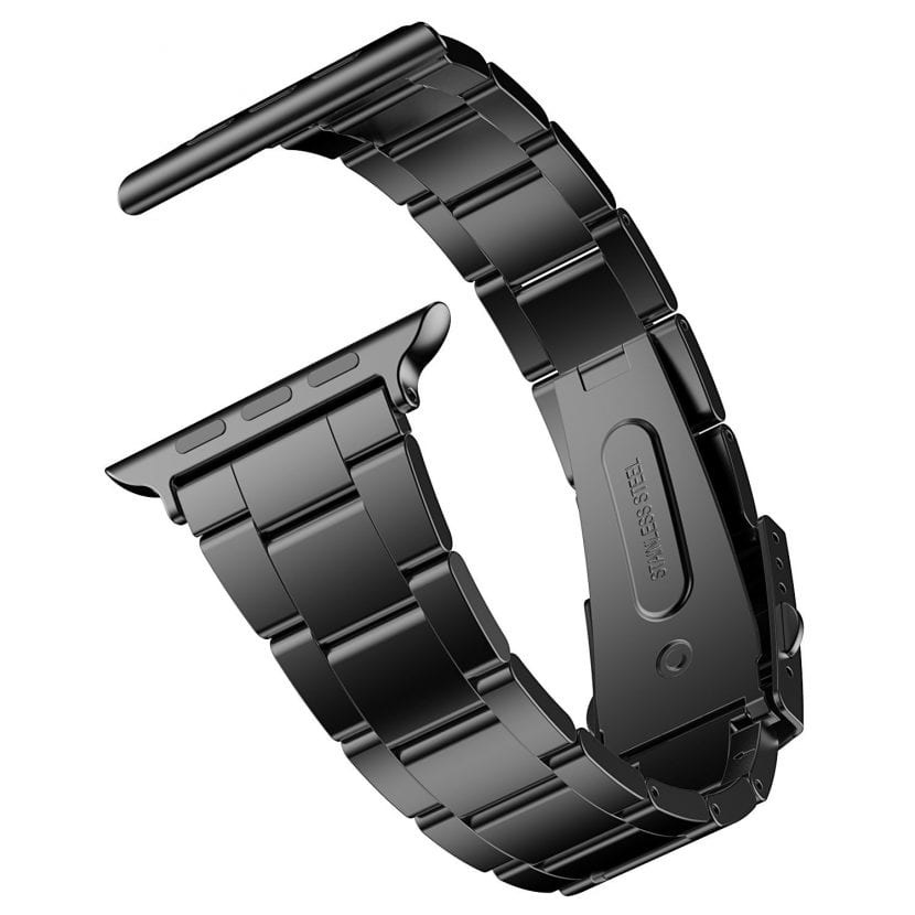 Correa de Acero Inoxidable para Apple Watch de JETech