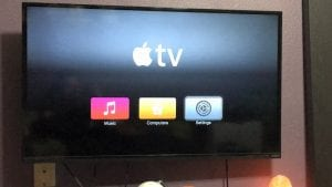 Fallo del Apple TV