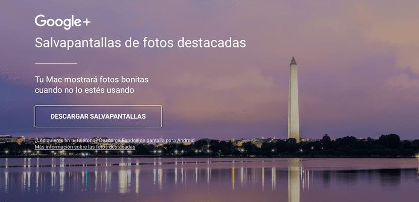 Google lanza un salvapantallas de fotos destacadas para Mac