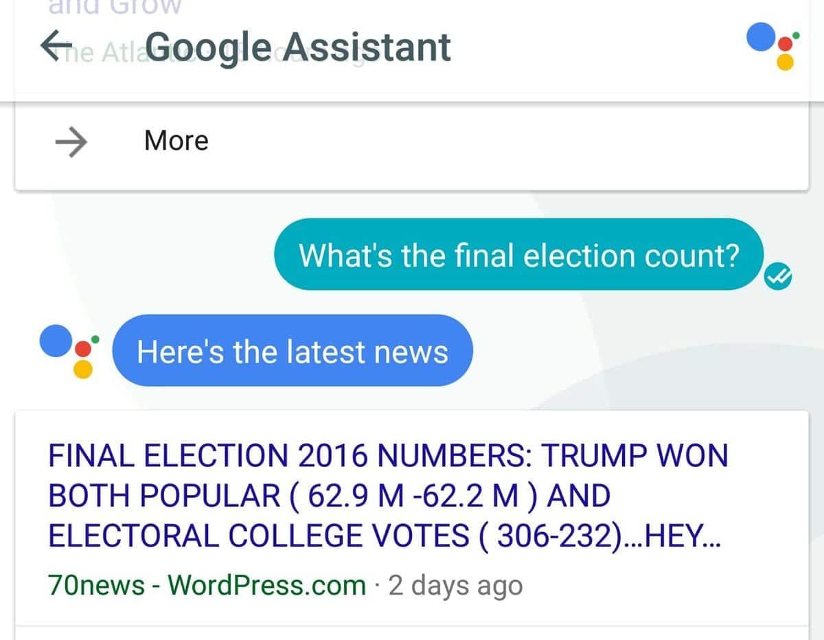 Google y Facebook restringirán el acceso a publicidad de sitios web que publican noticias falsas
