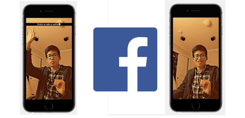 Nuevos filtros de Facebook