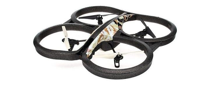 Parrot - AR. Drone 2.0 Elite Edition Sand