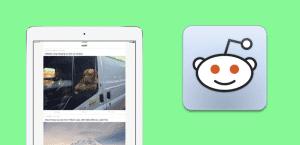 Reddit para iPad