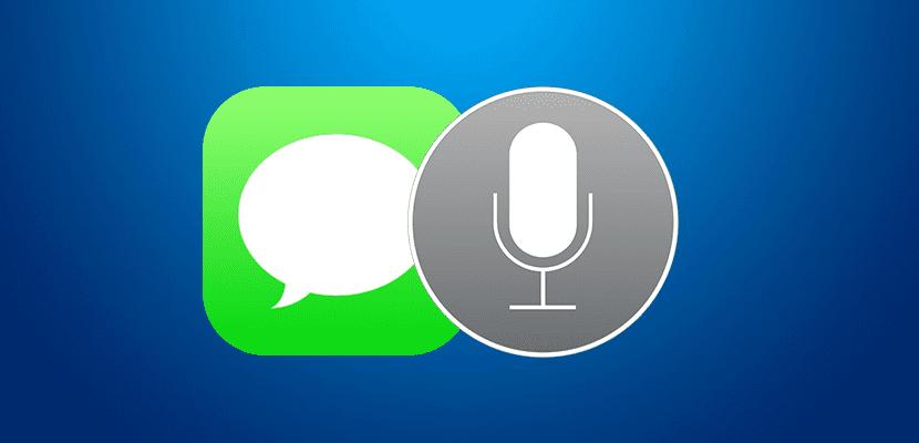 Siri y iMessage