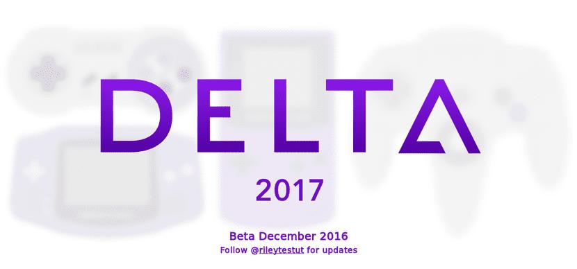 Web que avanza el emulador Delta