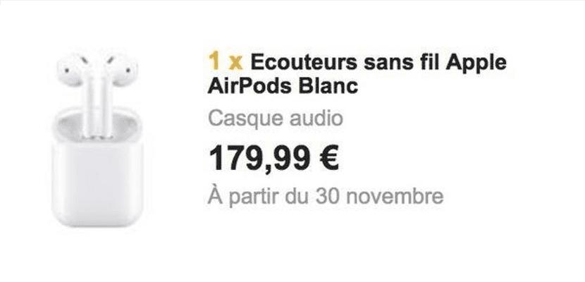 airpods-fnac-francia