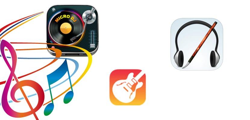 Aplicaciones para cortar canciones y editar música
