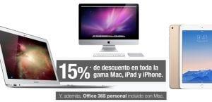 Ofertas Mac