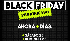 Aprovecha las últimas horas de las ofertas Black Friday en productos Apple