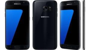 Samung Galaxy S7 negro