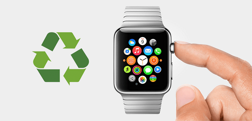 Apple Watch Reciclable