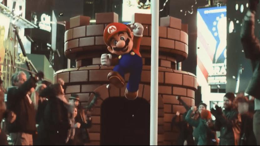Este es el nuevo anuncio promocional de Super Mario Run