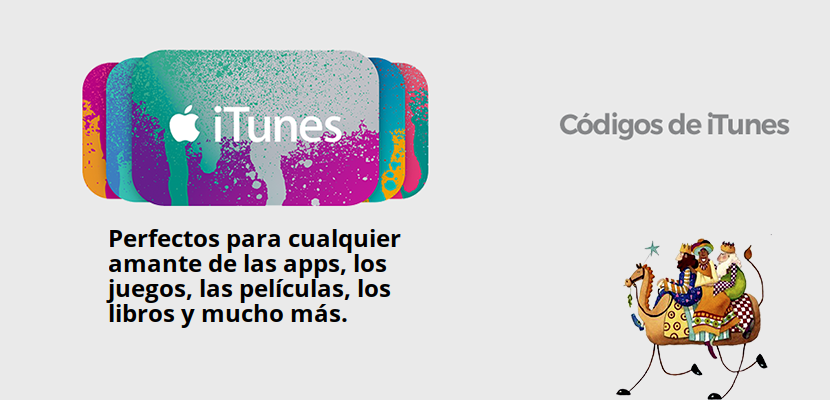 Codigo iTunes variable