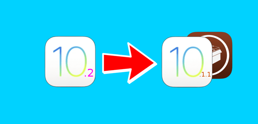 Downgrade jailbreak iOS 10.1.1