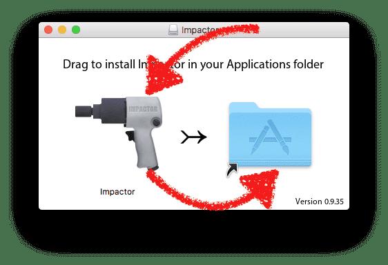 Instalar Cydia Impactor