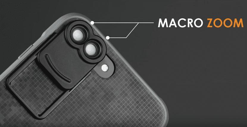Kit de lentes para iPhone 7 de Kamerar