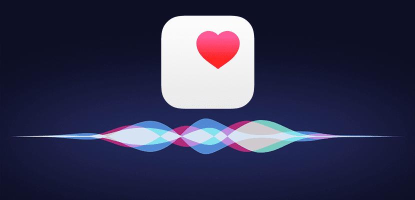 Siri y Salud