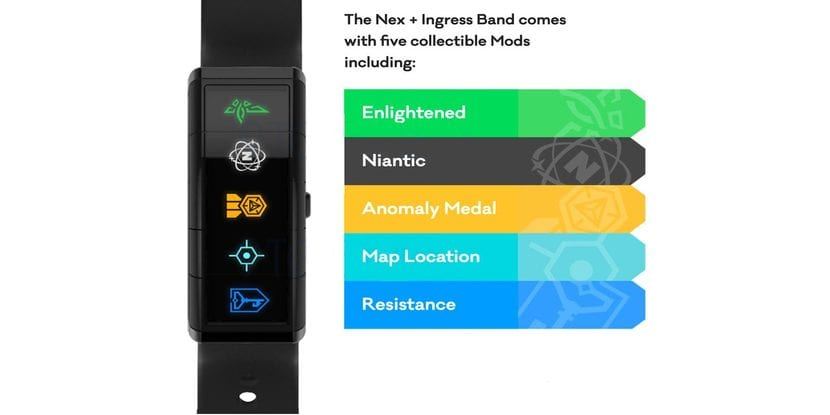 Wearable Niantic para Pokémon GO