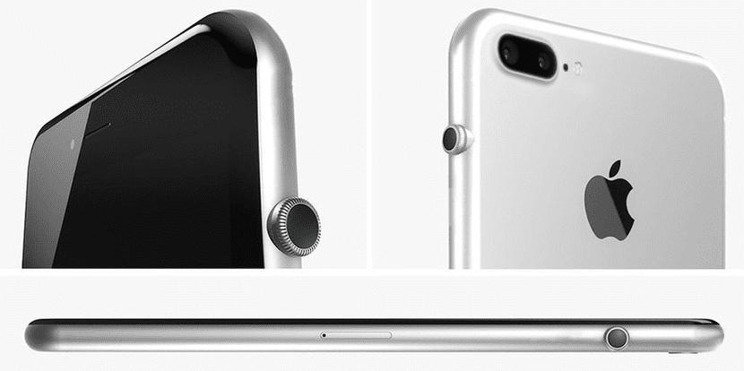 iPhone con Corona Digital