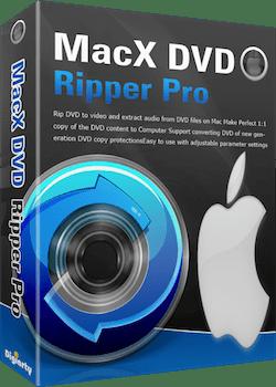 Caja MacX DVD Ripper