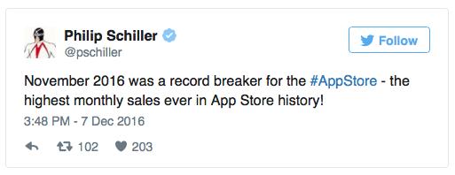 record-ventas-app-store