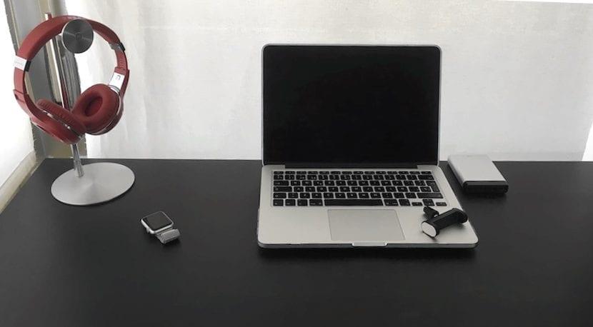 Escritorio Just Mobile