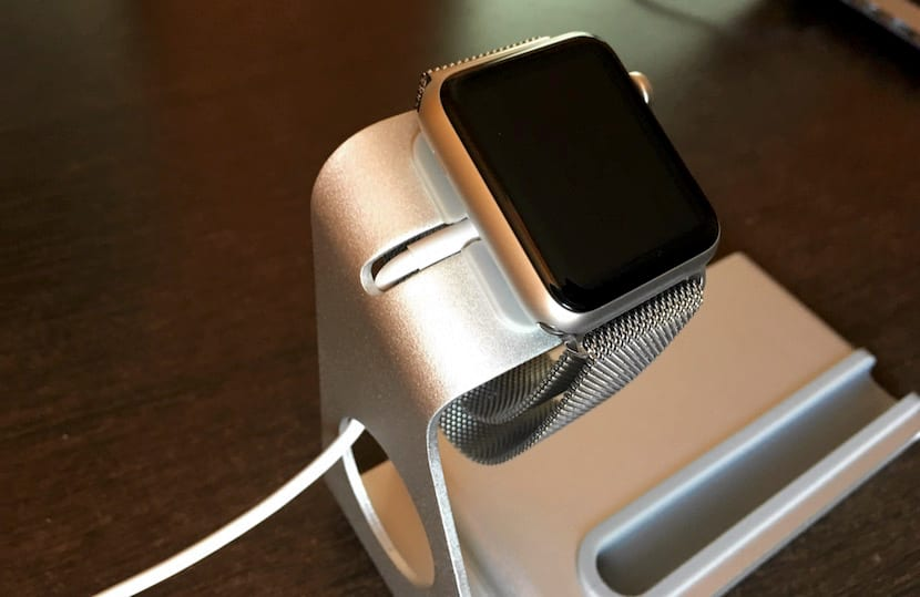 Dock Apple Watch + iPhone de Vtin
