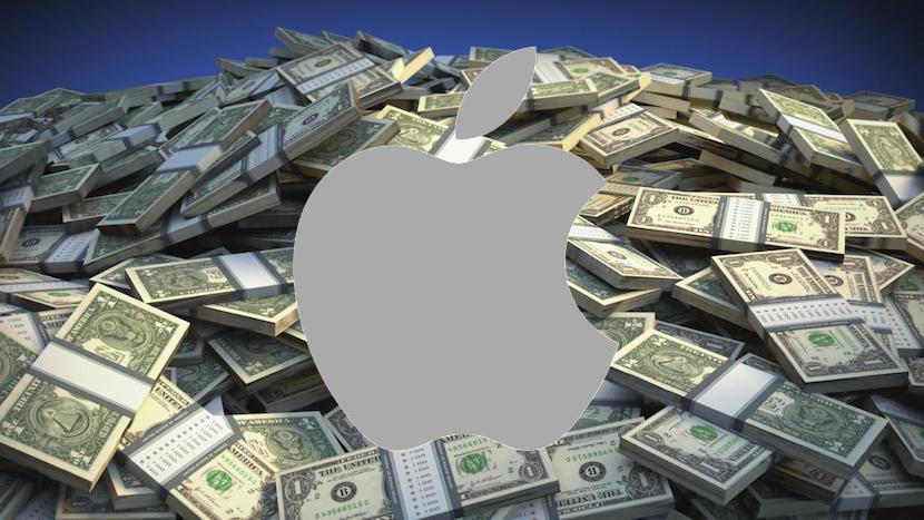 En 2017, Apple superará la marca del billón de dólares en ingresos procedentes de iOS